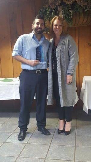 Gabe - Vision Award